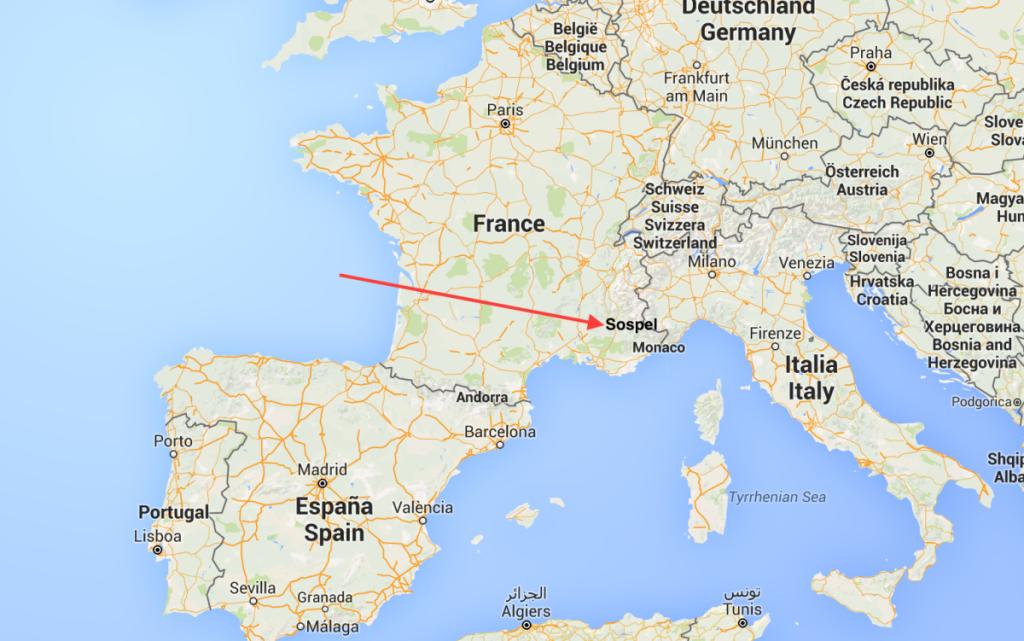 Haustausch nach Frankreich