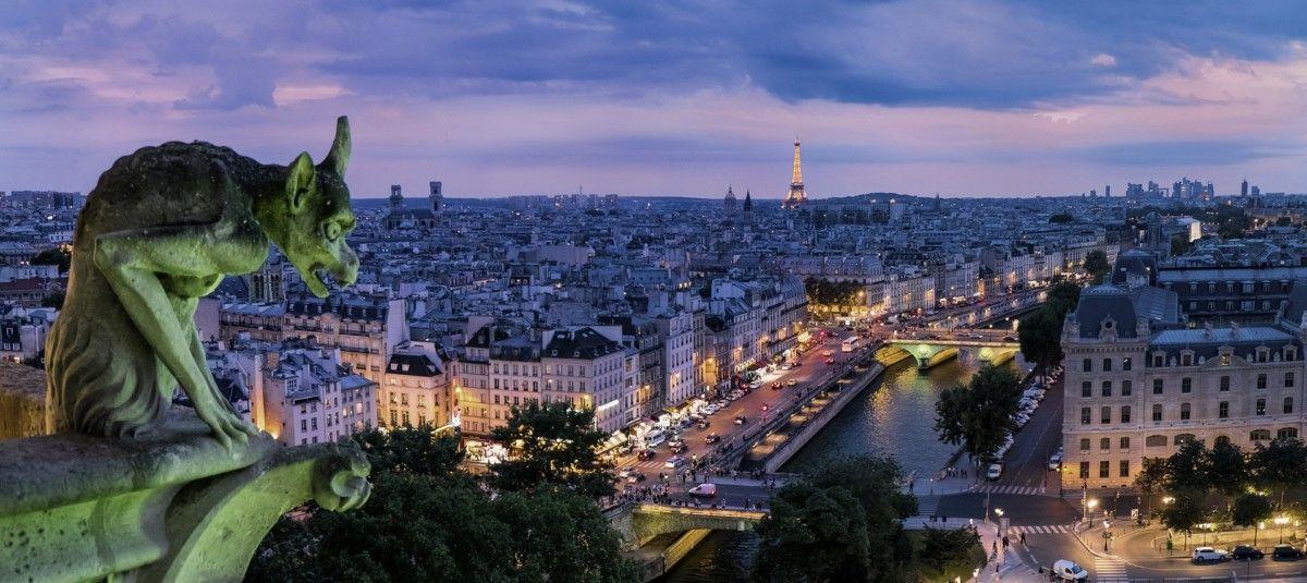 Haustausch nach Paris