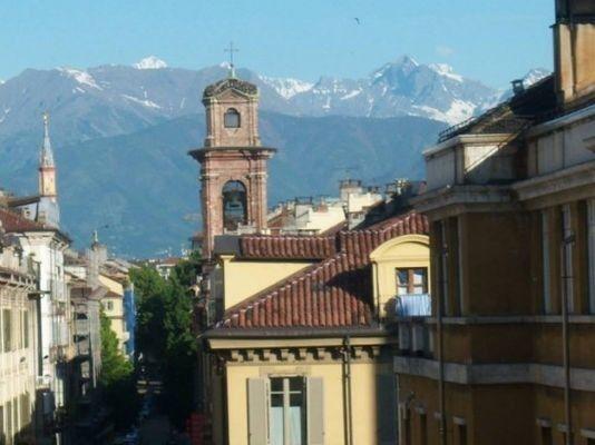 Haustausch in Turin