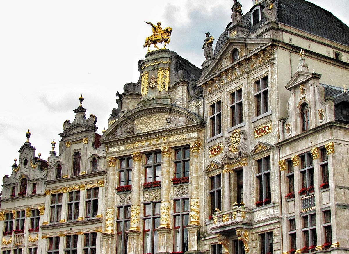 Genießen Sie die Feiertage in Brüssel