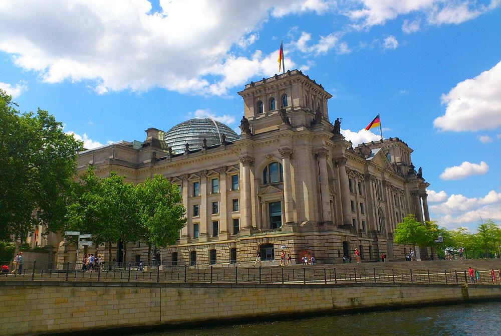 Genießen Sie die Feiertage in der deutschen Haupstadt