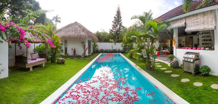 Bali mit Haustausch