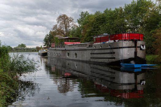 Haustausch auf Hausboot