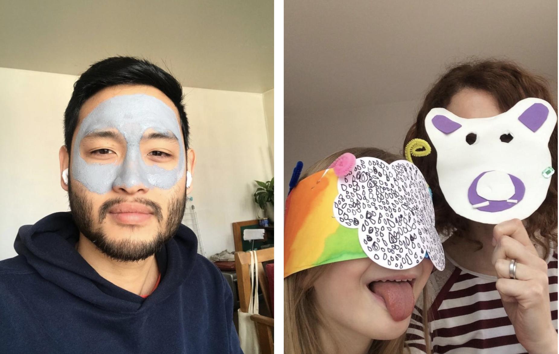 HomeExchange-Team-zu-Hause-Masken