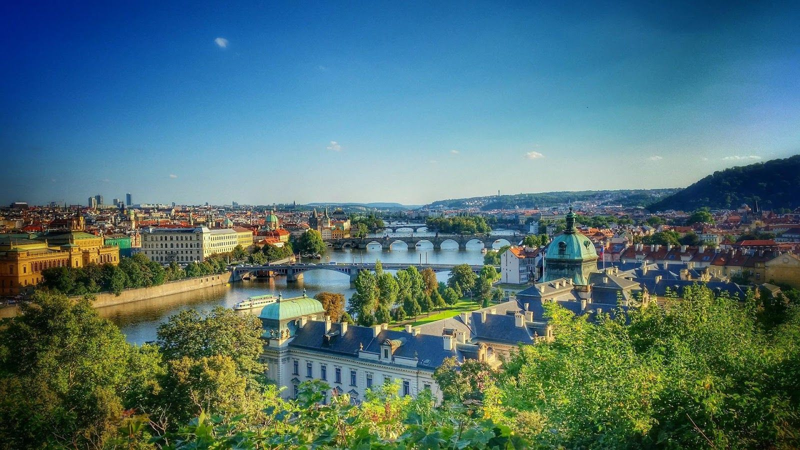Haustausch in Prag