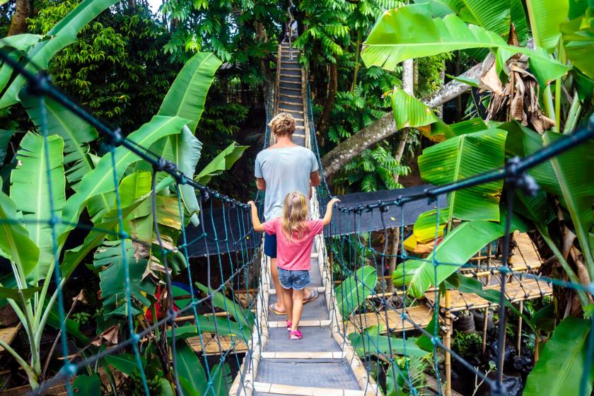 Haustausch Abenteuer unvergessliche Abenteuer Familienurlaub