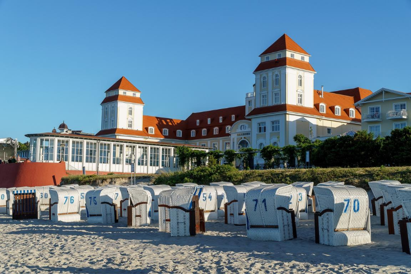 Binz-Rugen-Germany