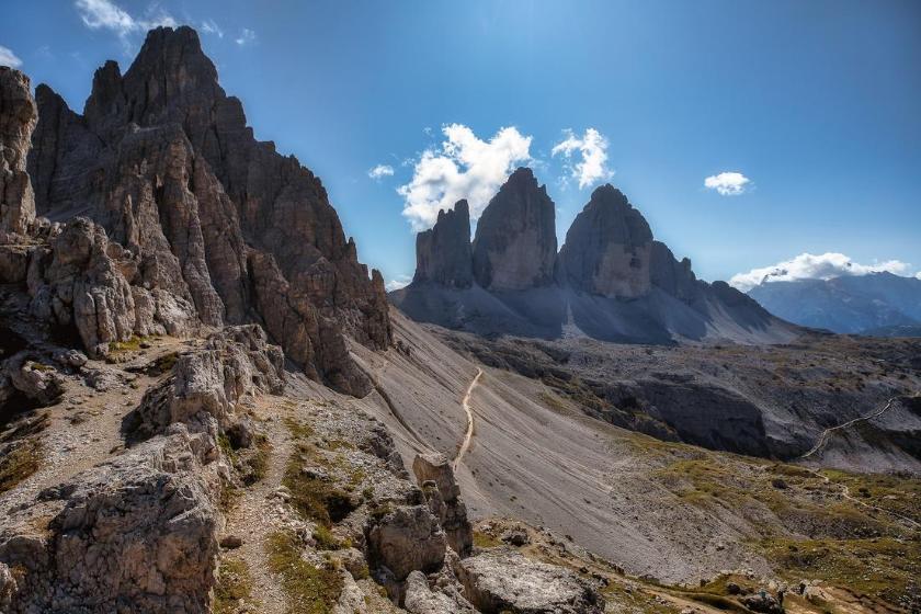 Sommerurlaub Berge Haustausch Italien Dolomiten