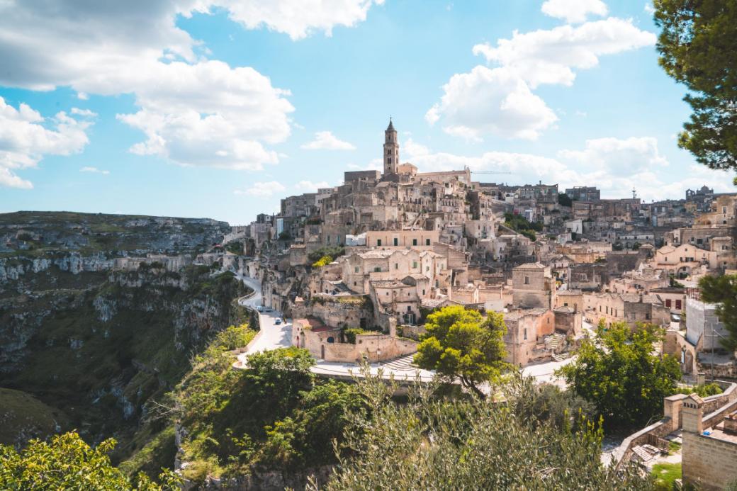 Matera-Italien-Basilikata-Ende Sommer-Haustausch