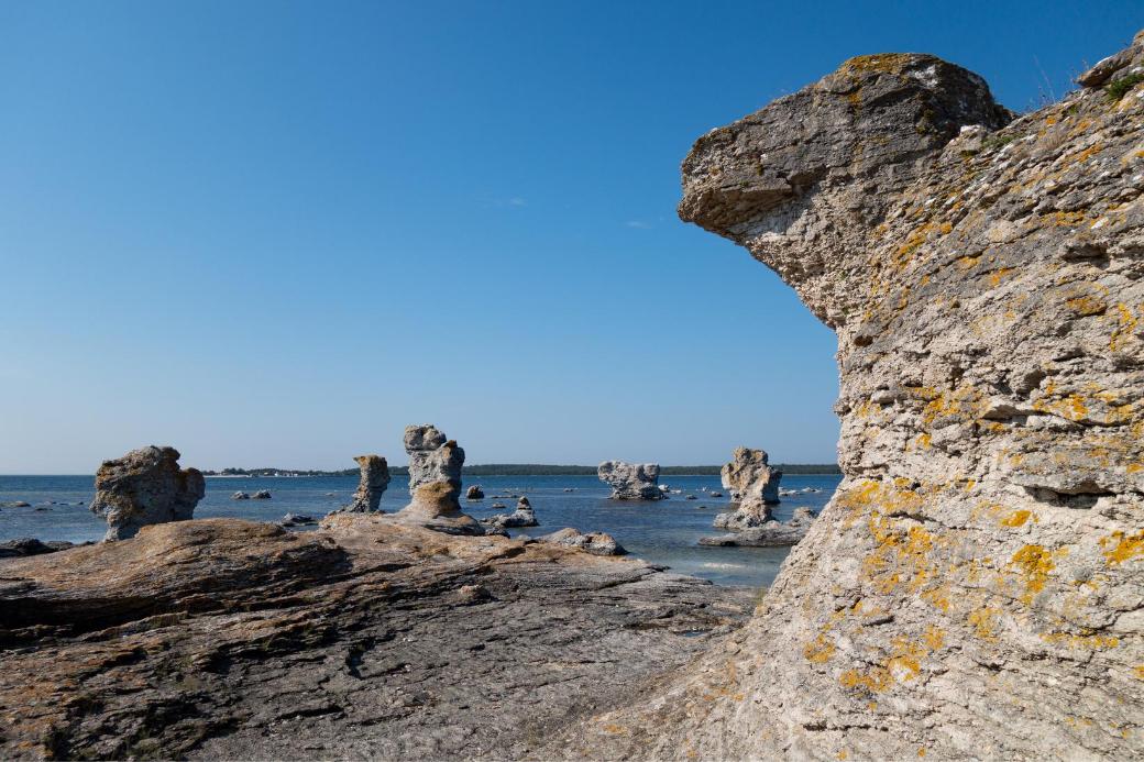 Schweden-Insel Faro-Küste-Gotland-Urlaub-Ende Sommer-Haustausch