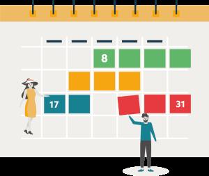 kalender--austausch--home --ferien